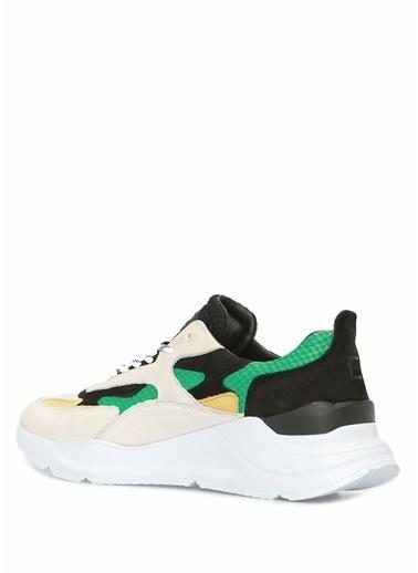 D.A.T.E. Sneakers Yeşil